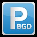 Parkiraj Beograd PS logo
