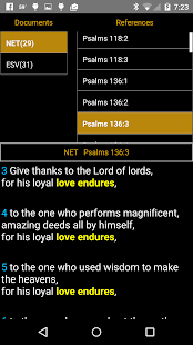 BibleTime Mobile- screenshot thumbnail