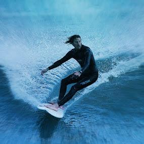 Flash by Dominick Darrigo - Sports & Fitness Surfing