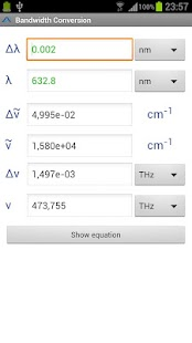 APE Optics Calculator- screenshot thumbnail