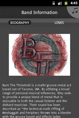 Burn The Threshold - screenshot