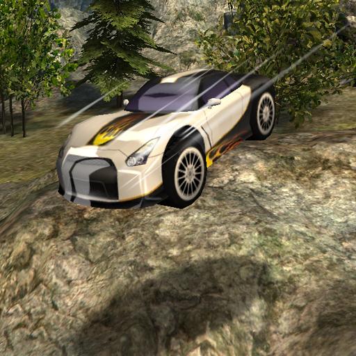 欢乐园汽车驾驶模拟 賽車遊戲 App LOGO-APP試玩