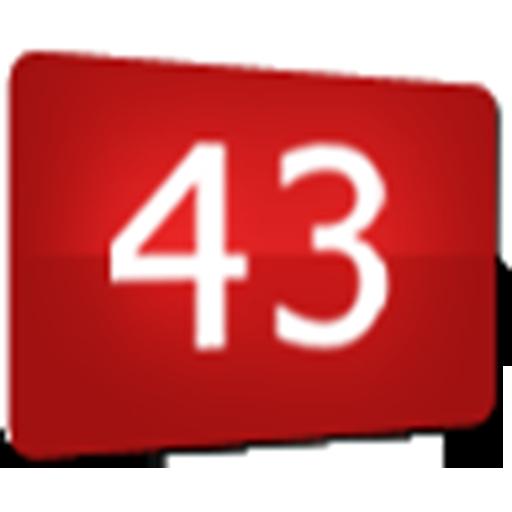 43 Haber - 43haber.com 新聞 App LOGO-APP試玩