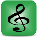 Learn Musical Notes Flash Card icon
