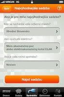 Screenshot of Moja SSE