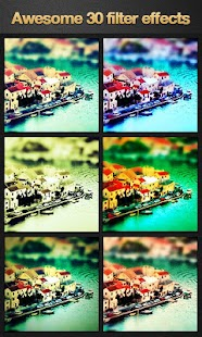 Awesome Miniature - Tilt Shift - screenshot thumbnail