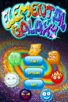 Screenshot of Elemental Galaxy - Jewel Match