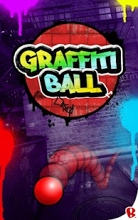 Graffiti Ball - screenshot thumbnail