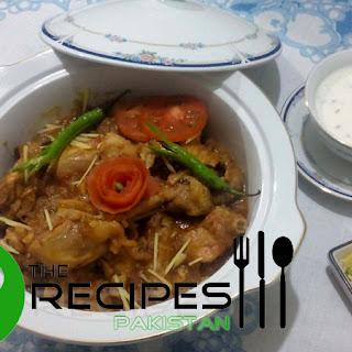 Kasoori Chicken Karahi