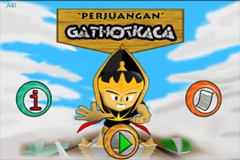 Perjuangan Gathotkaca- screenshot