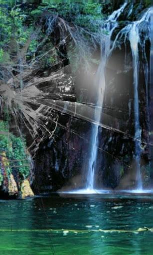 瀑布生活壁紙