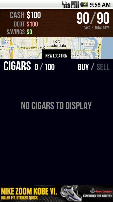 Cigar Smuggler- screenshot