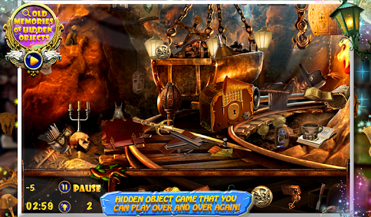 Old Memories Of Hidden Objects- screenshot thumbnail