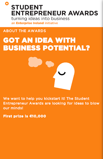 Student Entrepreneur Awards