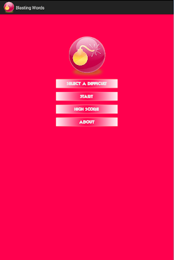 【免費拼字App】Blasting Words-APP點子