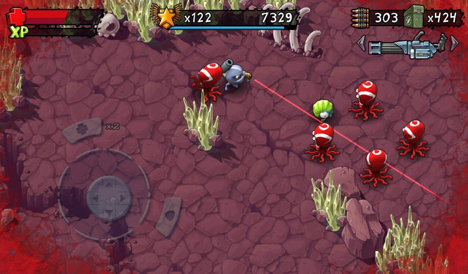 Monster Shooter Android