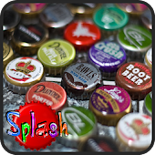 Bottle Caps Splash
