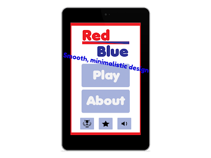 Red Blue - Casual Game- screenshot thumbnail