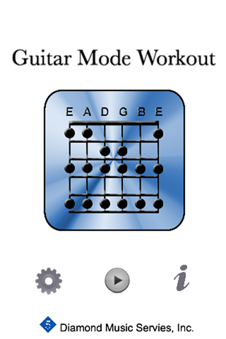 Guitar Mode Workout