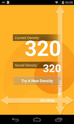 DPI Density Changer