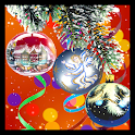 Christmas PRO live wallpaper icon