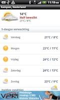 Screenshot of Kampen