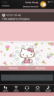 Lovekitty SSB theme - screenshot thumbnail