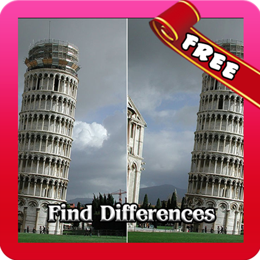 Official Find Differences Game LOGO-APP點子