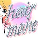 ヘアメイク編~女子力アップマニュアル icon