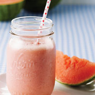 Watermelon Bliss Smoothie.