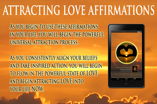 Attracting Love Affirmations