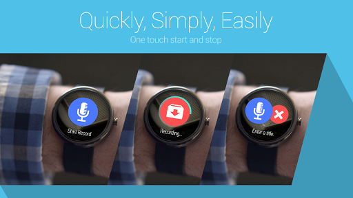 Voice Memo for Android Wear