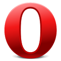 Opera Mini mobile web browser icon
