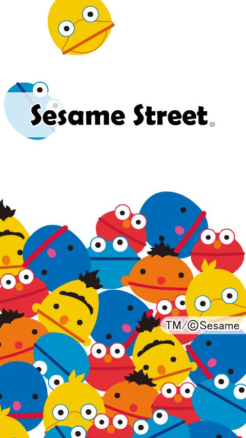 [セサミストリート]ぎゅうぎゅうセサミライブ壁紙のおすすめ画像2