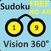 Sudoku Vision