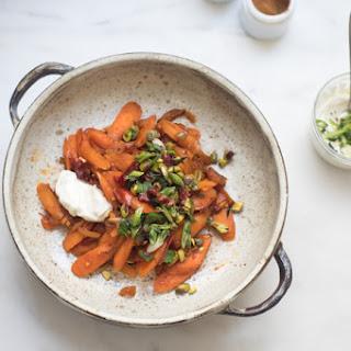 Diana Henry's Uzbeki Carrots.
