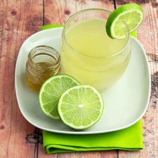Soothing Fresh Lime Drink