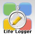 Life Logger – Timesheet App logo
