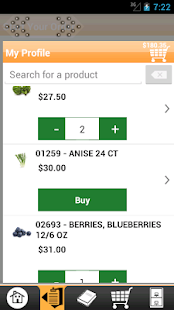 Get Fresh Produce Checkout- screenshot thumbnail