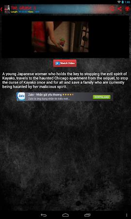 Horror Movies Free 1.0 screenshot 218230