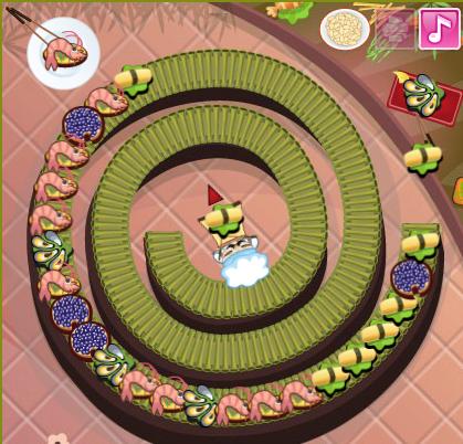 Juegos de Sushi