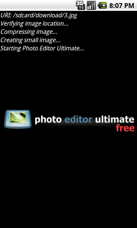 Photo Editor Ultimate Free - screenshot