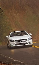 Mercedes-Benz SL550 Wallpaper Android Personalization