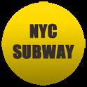 NYC Subway icon