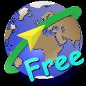 GPS-Mate Free (Outdoor Navi) logo