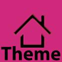 LauncherPro Theme Pinky Pink logo