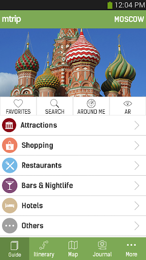 Moscow Travel Guide – mTrip