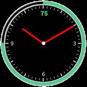 Pastel Clock Widget