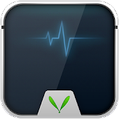 Electrocardiogram Locker Theme