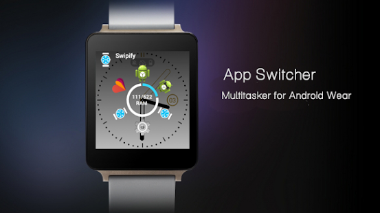 Swipify - Wear Launcher Screenshot 4